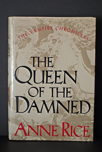 Image for The Queen of the Damned (Signed First Print)