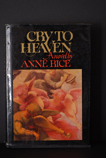 Image for Cry To Heaven (Signed First Print)