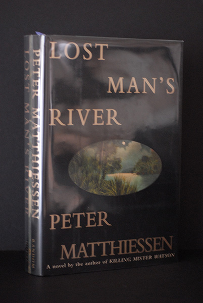 Image for Lost Man's River (Signed First Print)