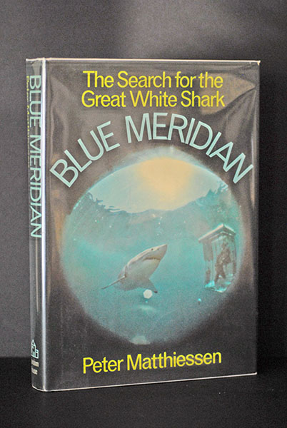Image for Blue Meridian: The Search For The Great White Shark (Signed)