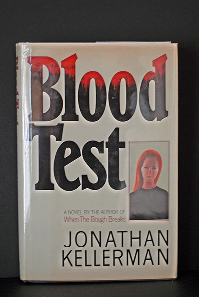Image for Blood Test (Signed & Inscribed)