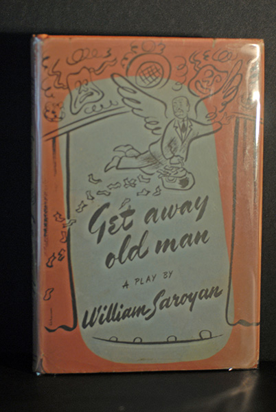 Image for Get Away Old Man (A Play In Two Acts)