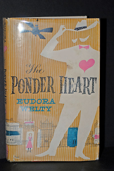 Image for The Ponder Heart (Signed First Printing)