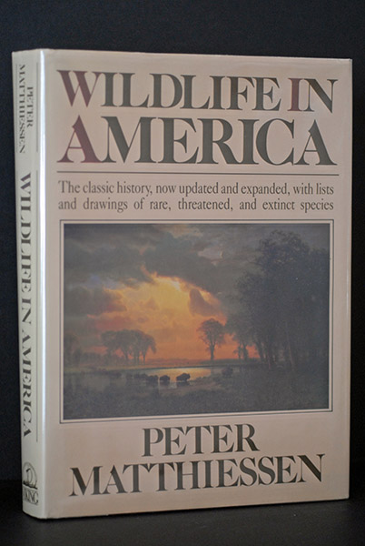 Image for Wildlife In America (Signed)