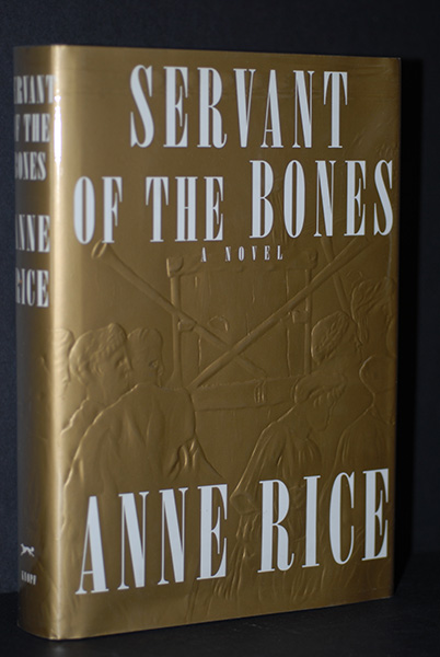 Image for Servant of The Bones (Signed Mint Copy)