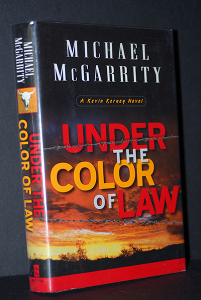Image for Under The Color of Law