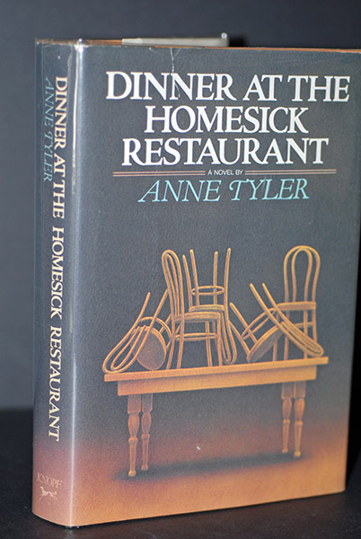 Image for Dinner at the Homesick Restaurant