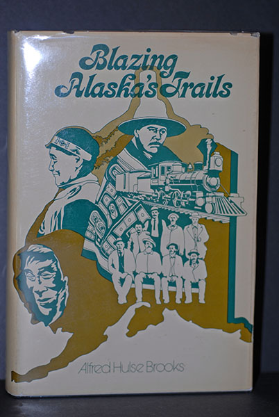 Image for Blazing Alaska's Trails