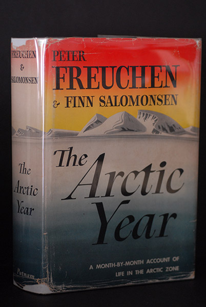Image for The Arctic Year