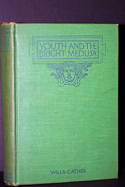 Image for Youth and The Bright Medusa