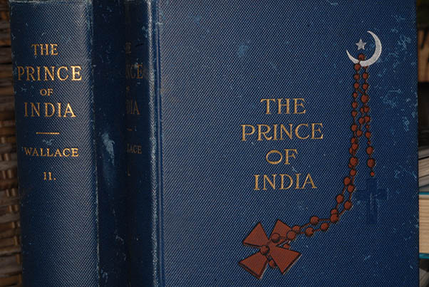 Image for The Prince of India (First Printing) (Vol I & II)