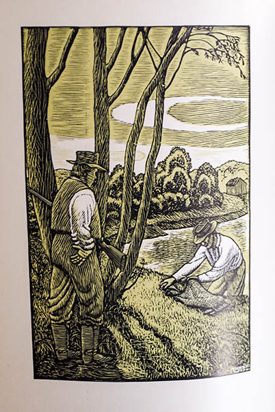 Image for The Goodhues of Sinking Creek (Signed 1st Illustrated Printing)