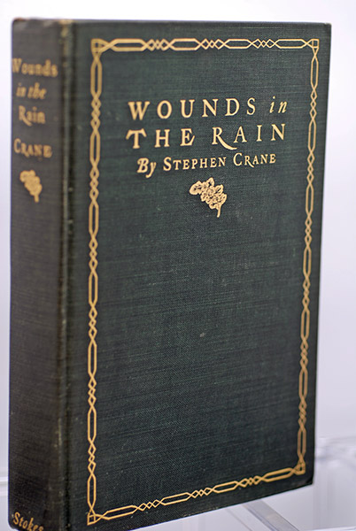 Image for Wounds In The Rain