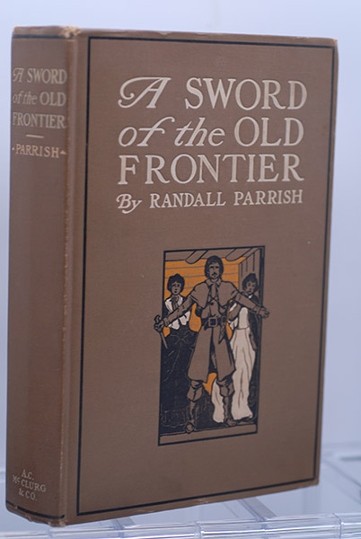 Image for A Sword of the Old Frontier