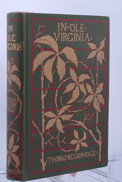 Image for In Ole Virginia
