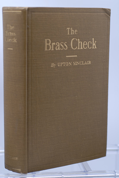 Image for The Brass Check