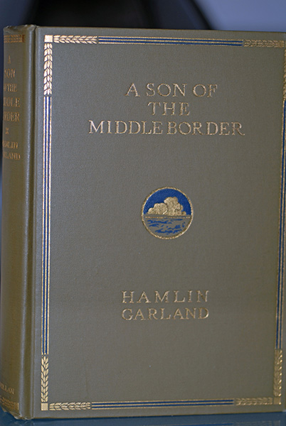 Image for A Son of The Middle Border (Autograph Edition)