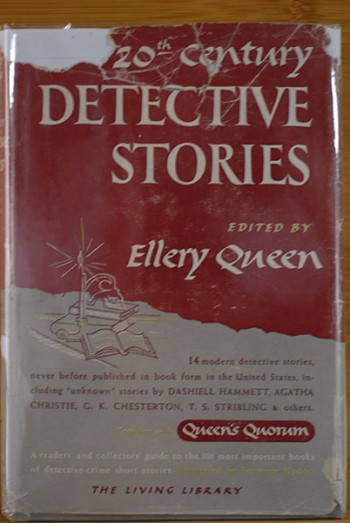 Image for 20th Century Detective Stories (Signed by Ellery Queen)