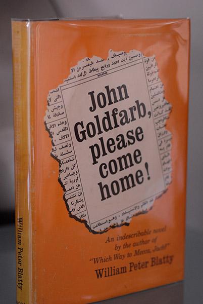 John Goldfarb, Please Come Home!