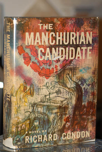 Image for The Manchurian Candidate (Signed 1st Printing)