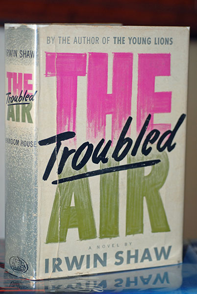 Image for The Troubled Air