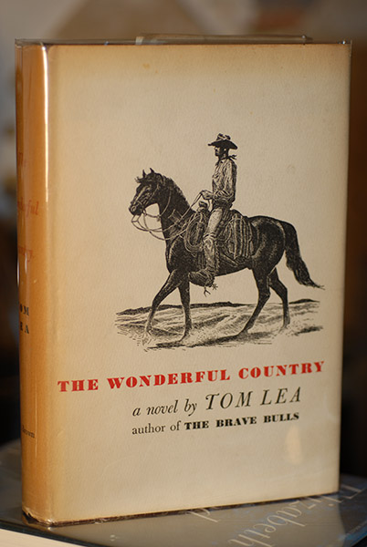 Image for The Wonderful Country (Signed 1st Printing)