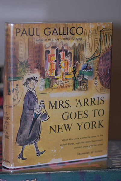 Image for Mrs. 'Arris Goes To New York