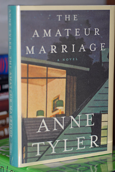 Image for The Amateur Marriage: A Novel (Signed 1st Printing)