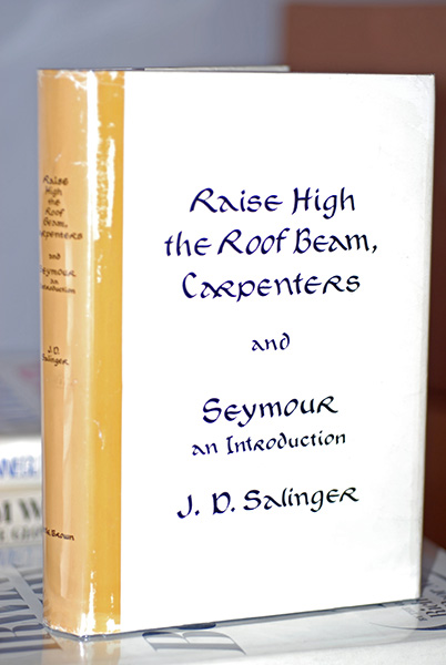 Image for Raise High The Roof Beam, Carpenters and Seymour an Introduction