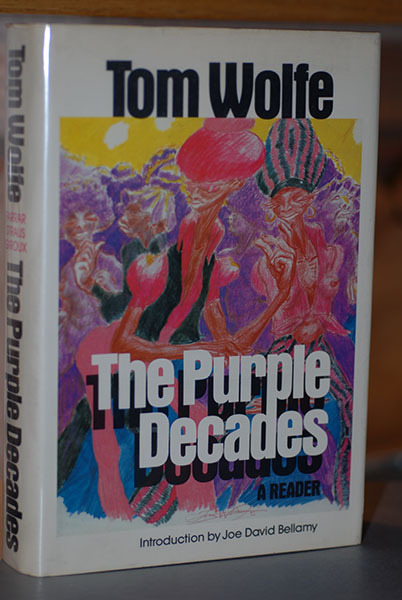 Image for The Purple Decades: A Reader