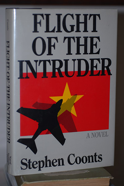 Image for Flight of The Intruder (1st Printing)