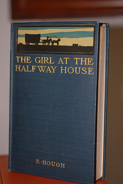 Image for The Girl At The Halfway House