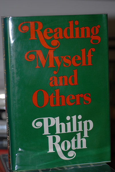 Image for Reading Myself And Others