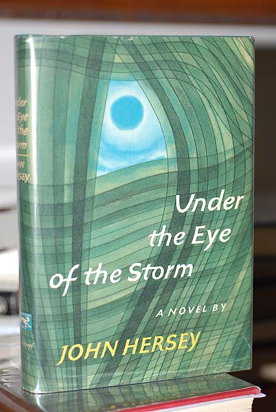Image for Under The Eye of The Storm (Signed)