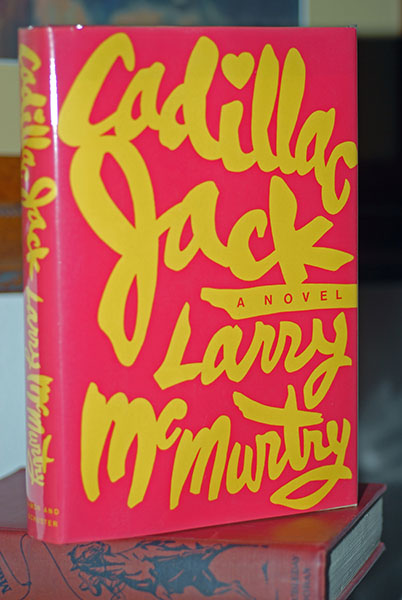 Image for Cadillac Jack (Signed First Printing)