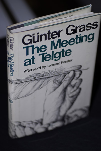 Image for The Meeting At Telgte (Signed 1st Printing)