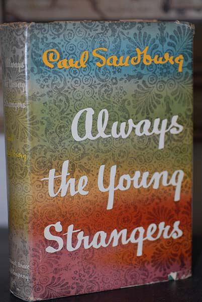 Image for Always The Young Strangers (Signed)