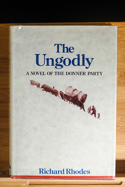 Image for The Ungodly: A Novel Of The Donner Party (Signed)