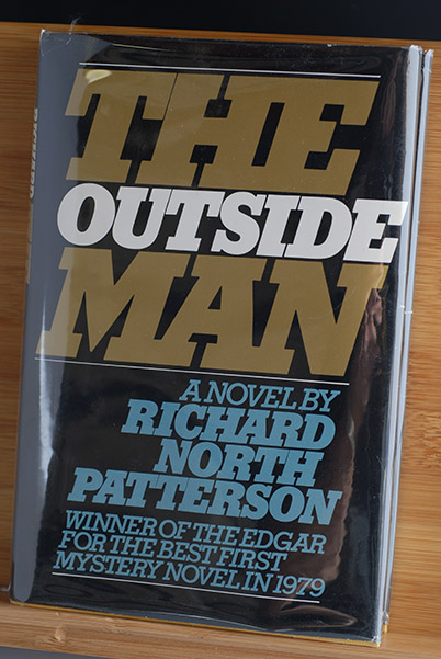 Image for The Outside Man (Signed 1st Printing)