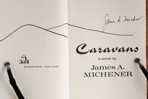 Image for Caravans (Signed 1st Printing)