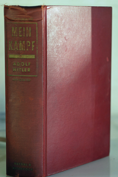 Image for Mein Kampf (First American Printing)