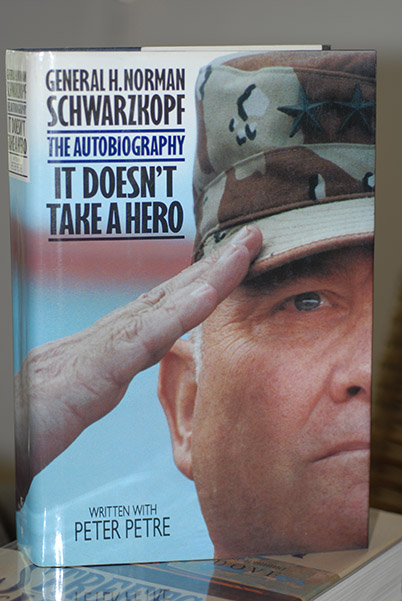 Image for It Doesn't Take A Hero: The Autobiography (Signed by General Schwarzkopf)