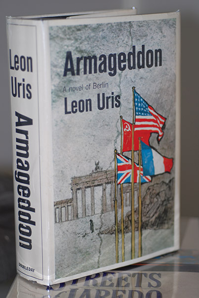 Image for Armageddon (Signed & Inscribed)