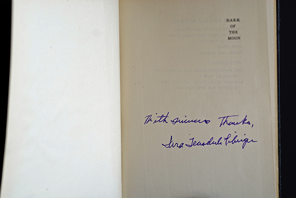 Image for Dark Of The Moon (Signed & Inscribed)