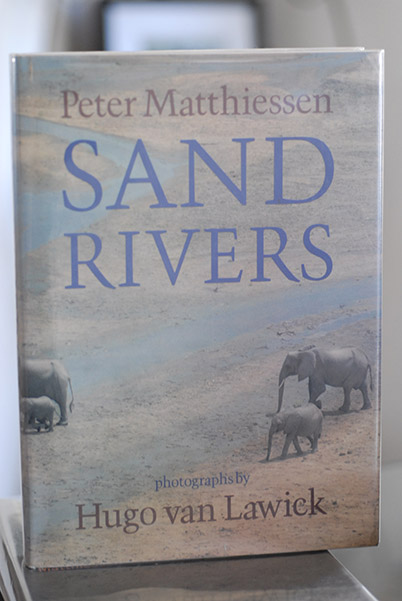 Image for Sand Rivers (Signed 1st Printing)