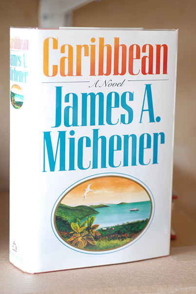 Image for Caribbean (Signed 1st Printing)