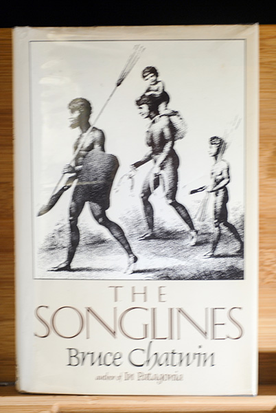 Image for The Songlines (Signed 1st Prmting)