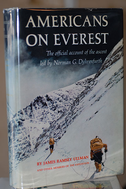 Image for Americans On Everest (Signed 1st Printing)