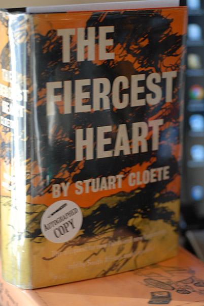 Image for The Fiercest Heart (Signed 1st Printing)