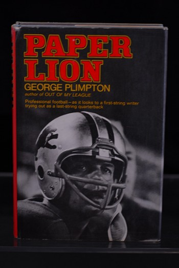 Image for Paper Lion (Signed 1st Printing)
